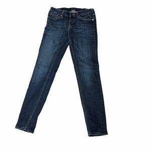 Vigoss Chelsea Women's Skinny Jeans 26W 36L